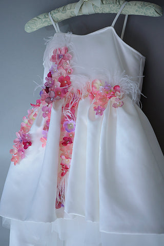 girls couture dress