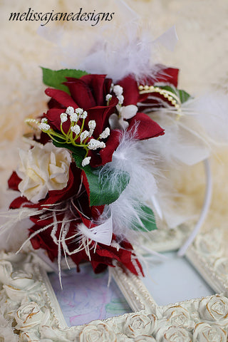 Girls Christmas Headpiece headband