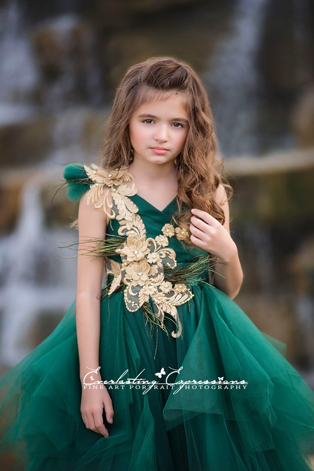 f2d51e71ab863 Melissa Jane Designs - Unique Couture One of Kind Flower Girl ...