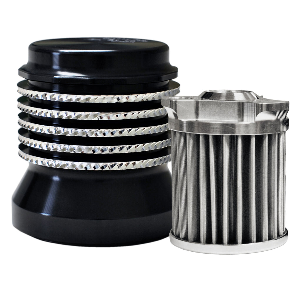 Stainless-steel Micronic Oil Filter - DiamondCut