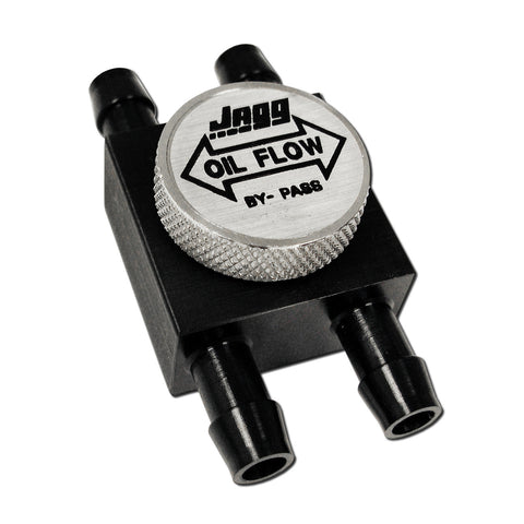 Jagg Manual By-pass Valve