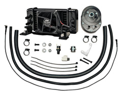 Jagg Fan-assisted LowMount 10-row Oil Cooler System for