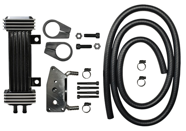 Jagg Deluxe 6-row Oil Cooler System for Yamaha Roadstar