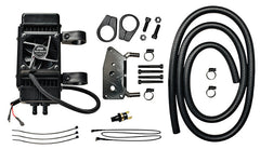 Jagg Fan-assisted Vertical 10-row Oil Cooler System for