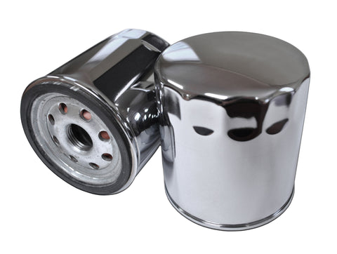 Original Oil Filter - Chrome (H-D Twin-Cam)