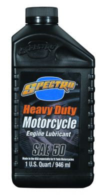 Spectro Oil - Heavy Duty 50W Engine Oil - 1qt