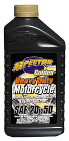 Spectro Oil - Golden Series - 1qt