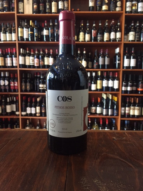 Pithos Rosso COS 750ml 2013