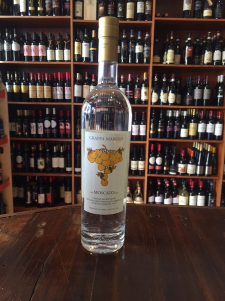Marolo Grappa Moscato 750ml