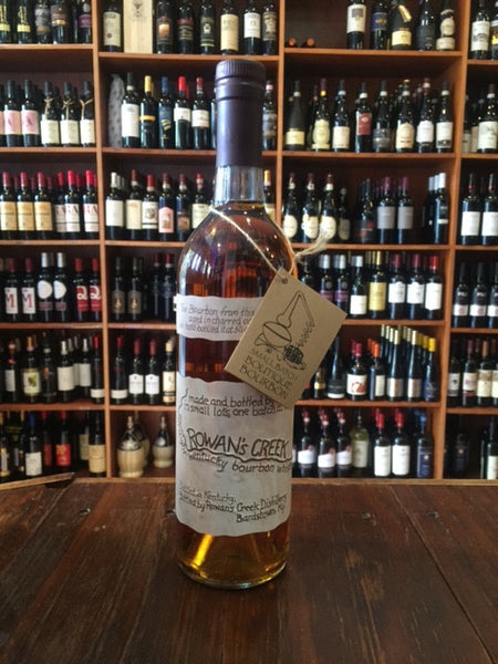 Rowan's Creek Bourbon Kentucky 750ml 100.1º