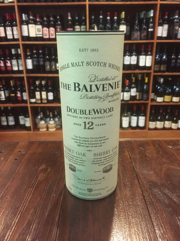 The Balvenie 12 yr 750mL