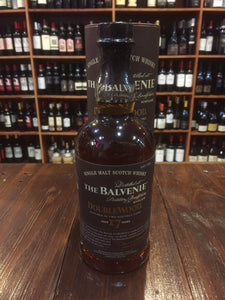 The Balvenie 17yr Double Wood 750mL