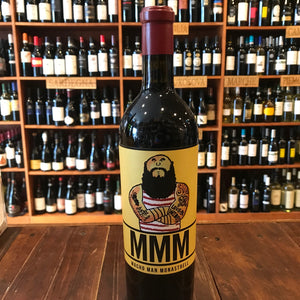 Macho Man Monastrell 750ml MMM Jumilla