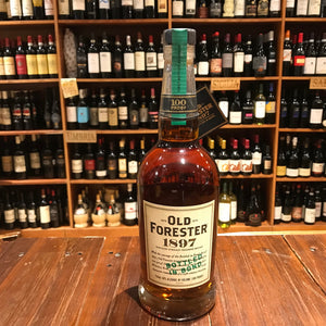 Old Forester 100º Bonded 750ml 1897