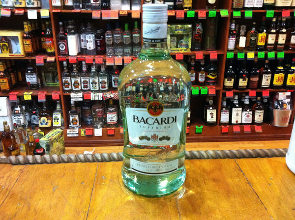 Bacardi Superior 1.75L White
