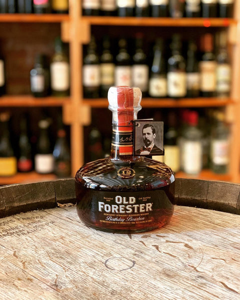 Old Forester Birthday 2019 750mL
