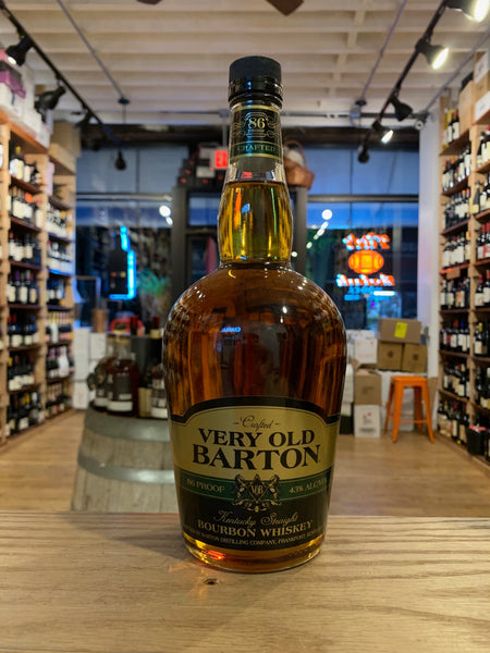 Very Old Barton 1L Bourbon 6yr