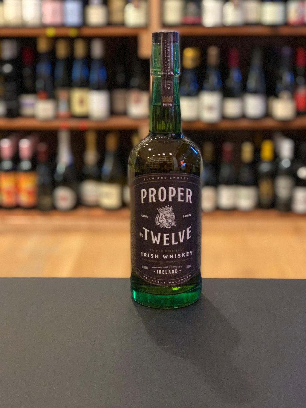 Proper No Twelve Irish Whiskey 750mL