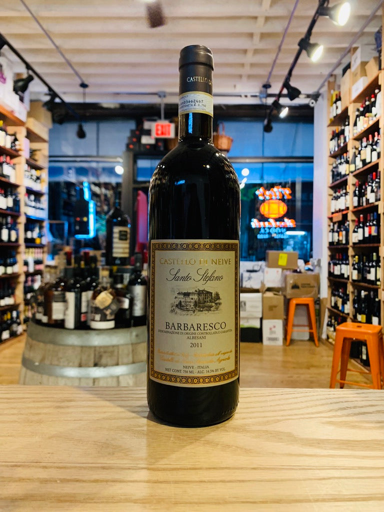 Barbaresco Reserva Santo Stefano 750mL 2011