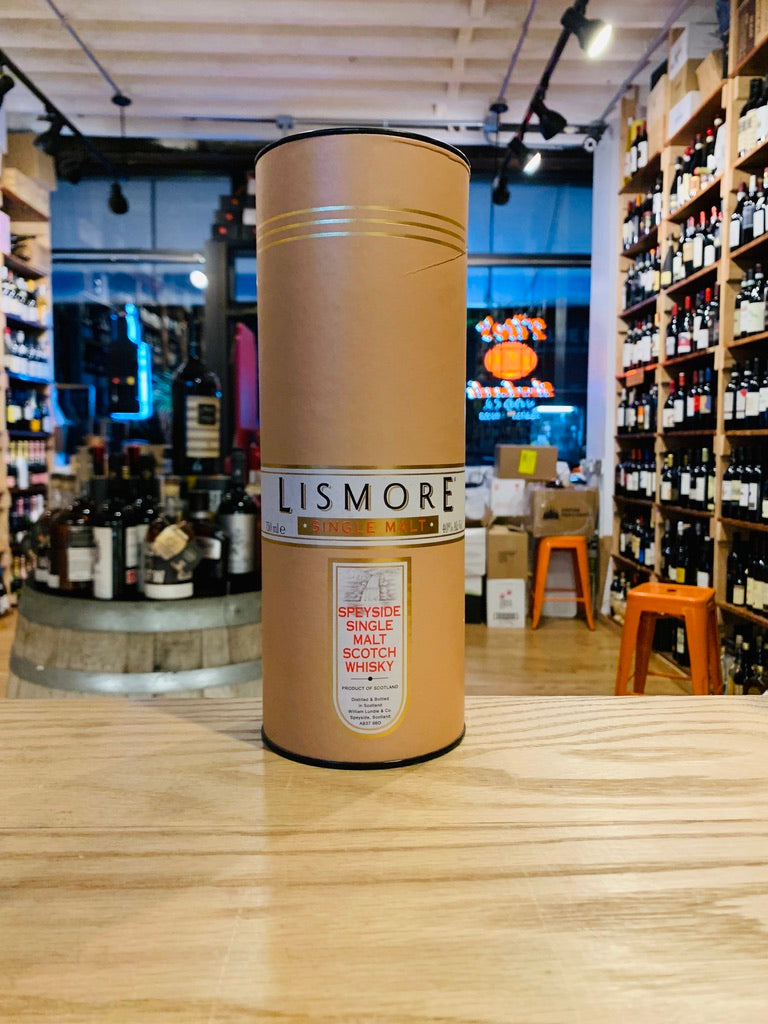 Lismore Scotch 750mL Single Malt
