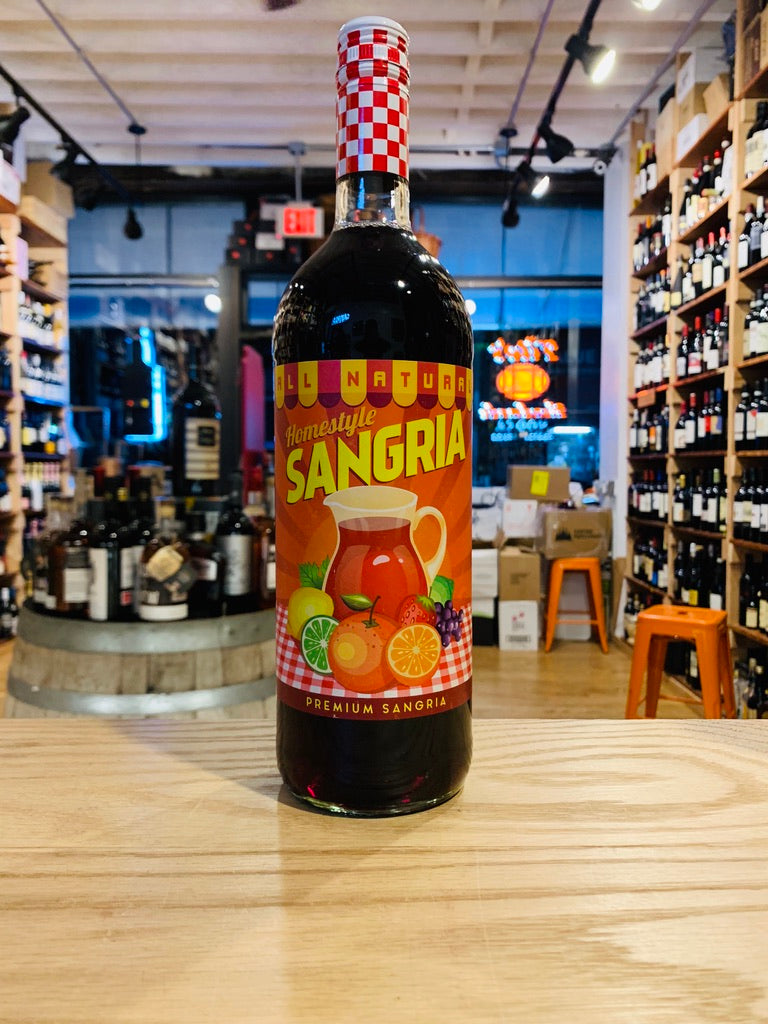 Homestyle Red Sangria 1.5L