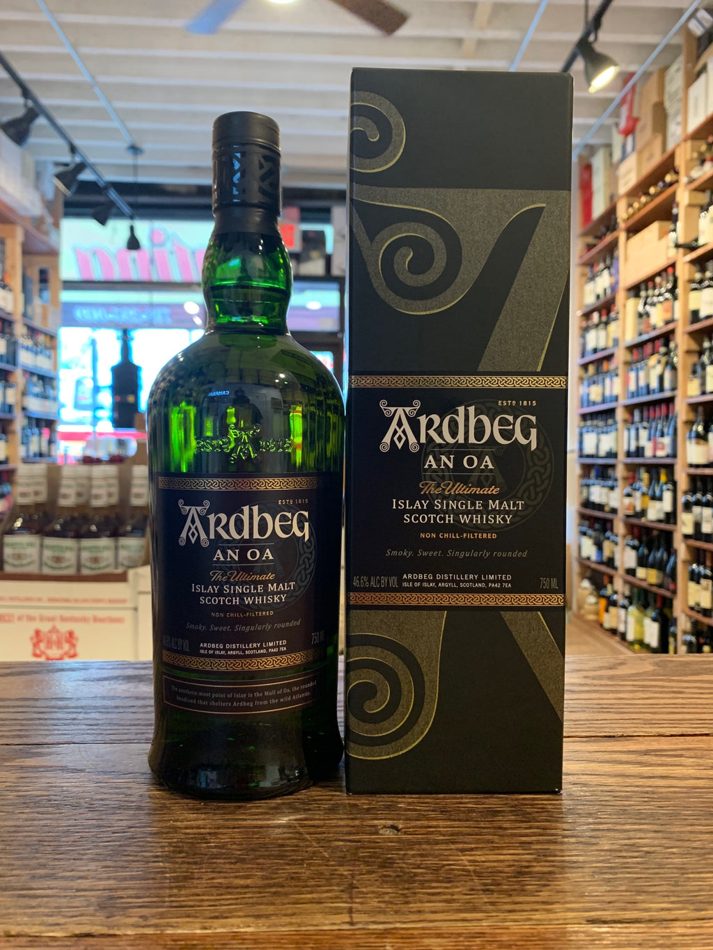 Ardbeg 750mL Scotch