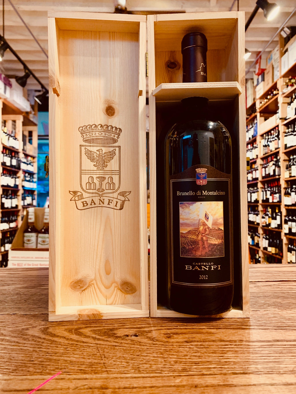 Banfi Brunello 1.5L 2014