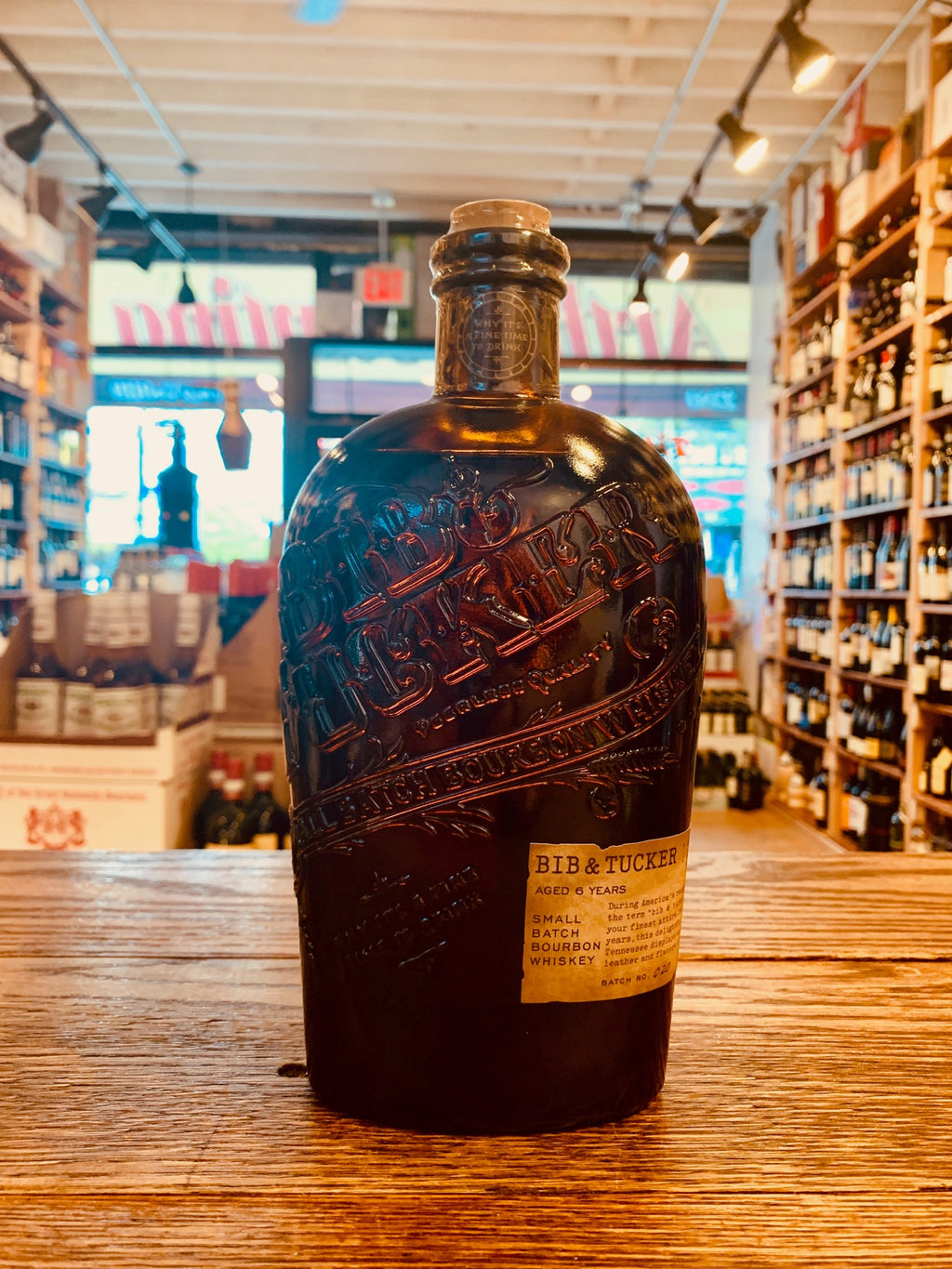 Bib & Tucker Bourbon Small Batch 750mL