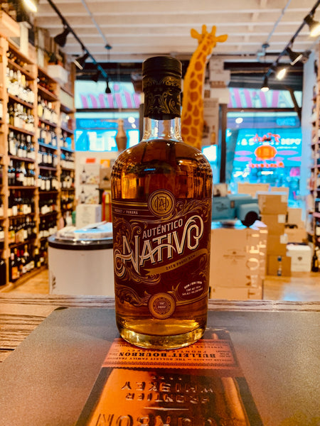 Autentico Nativo Overproof 750mL