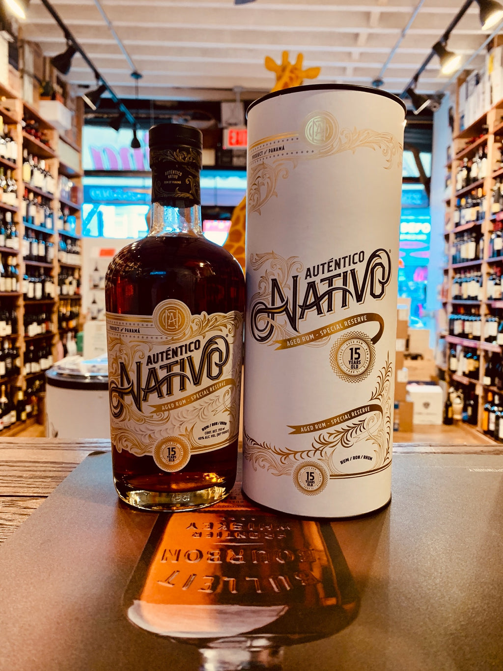 Autentico Nativo 15yr 750mL