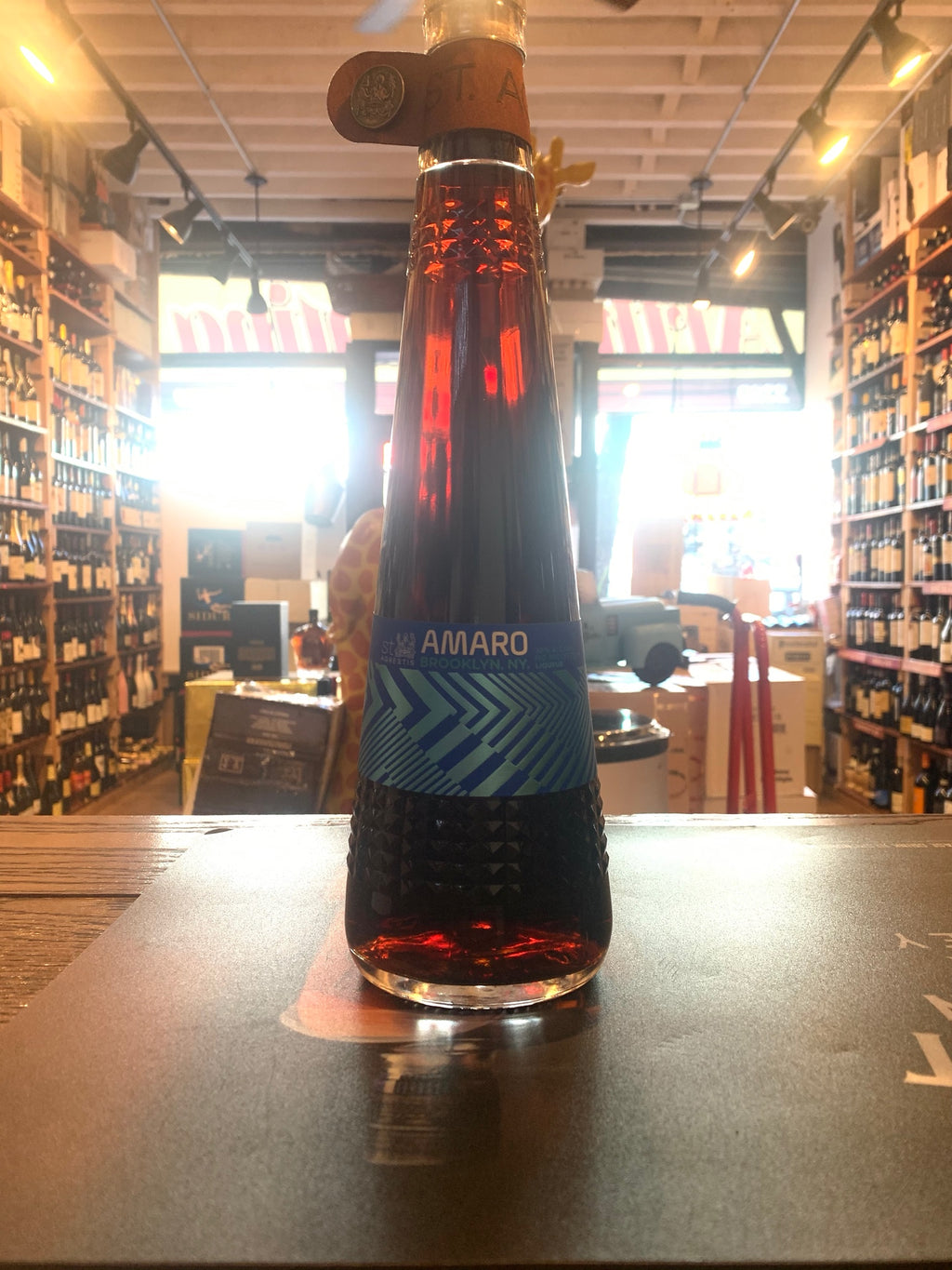 St. Agrestis Amaro 750mL