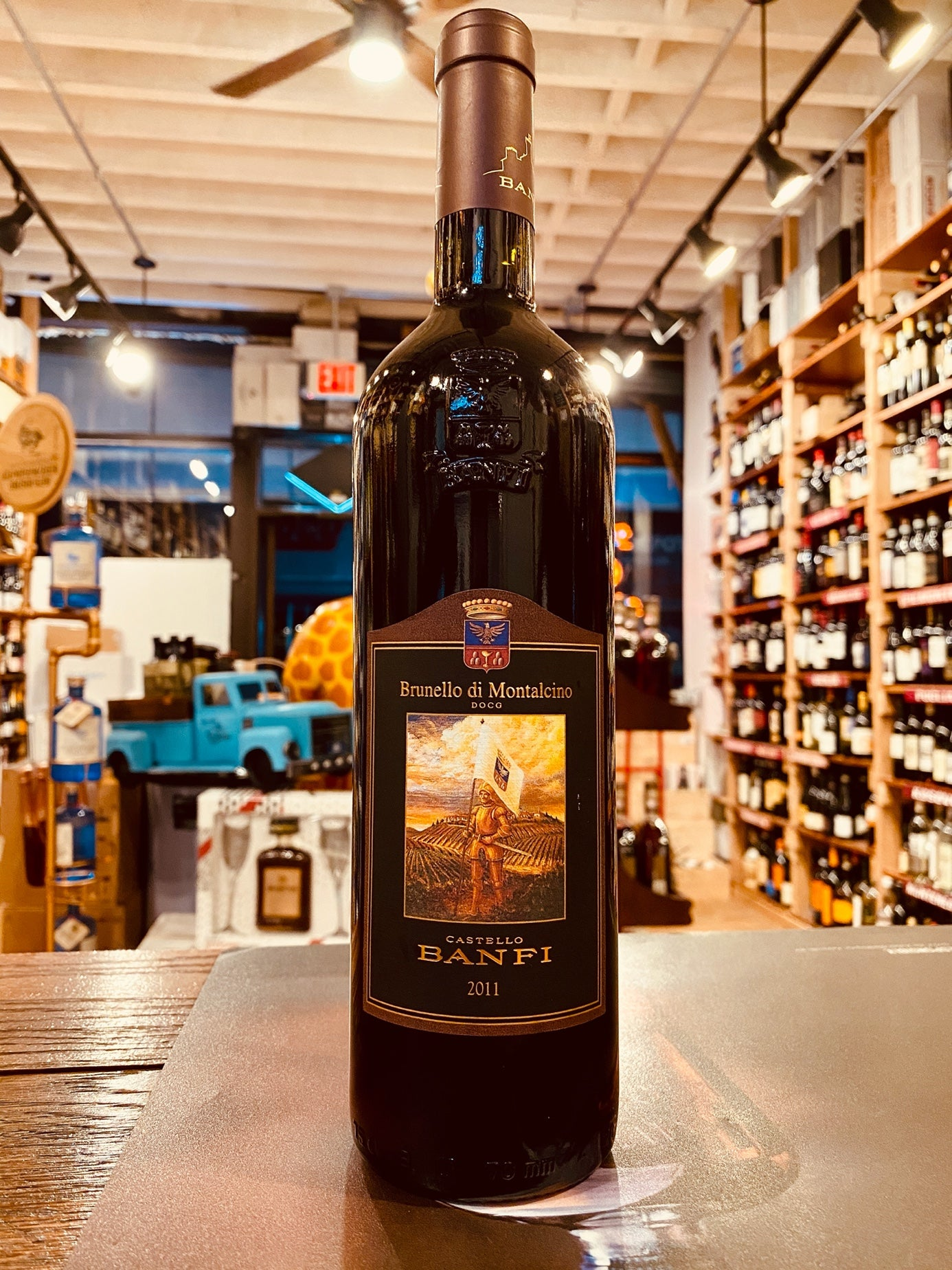 Banfi Brunello di Montalcino 2011 750mL