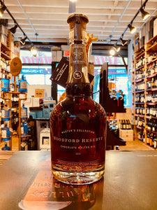 Woodford Masters Chocolate Malted Rye 750mL