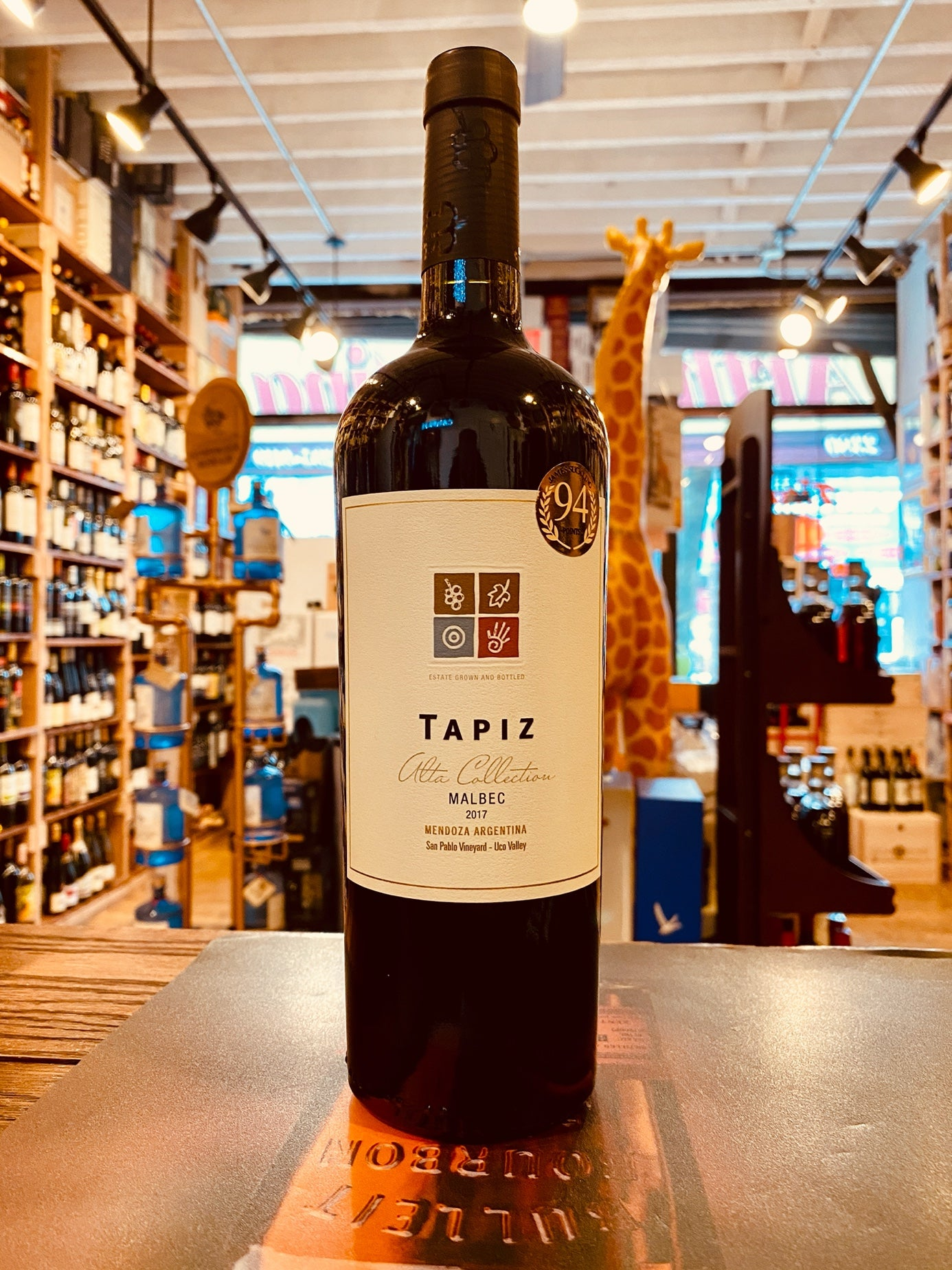 Tapiz Malbec 2017 750mL