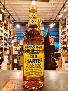 Old Charter 8yr 750ml Bourbon