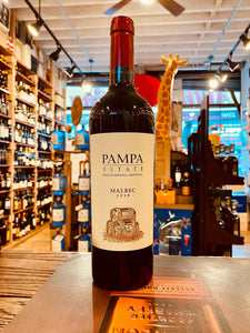 Pampa Estate Malbec 2018 750mL