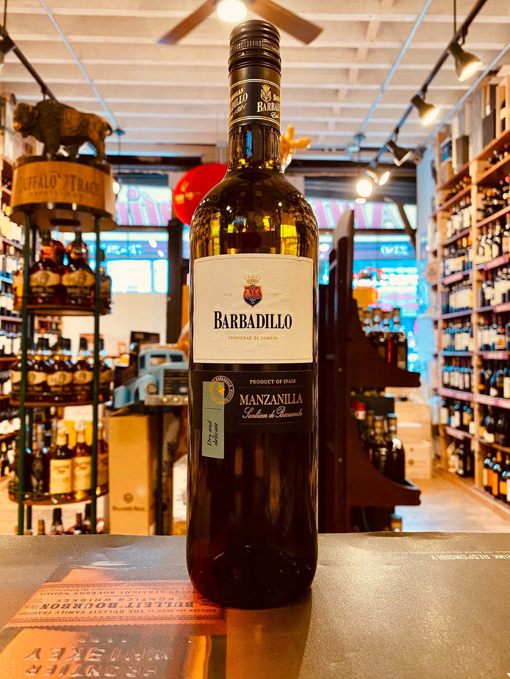 Barbadillo Manzanilla Sherry 750ml