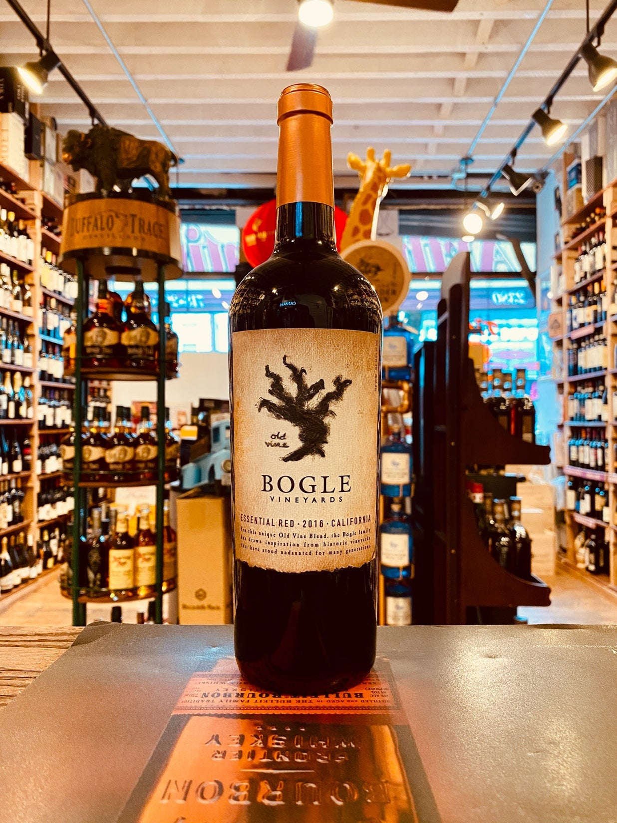 Bogle Essential Red 750ml 2014