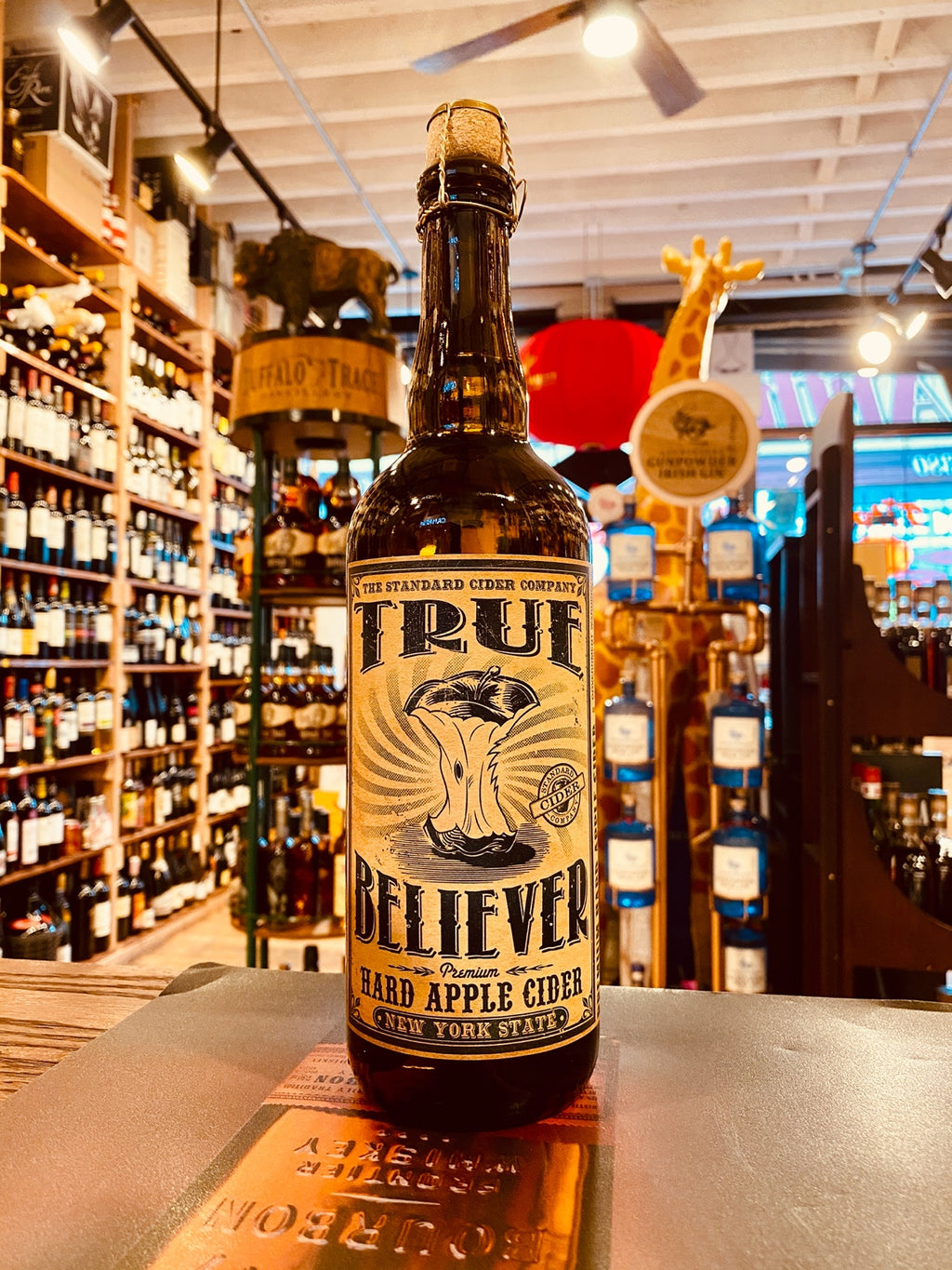Apple Cider True Believer 750ml