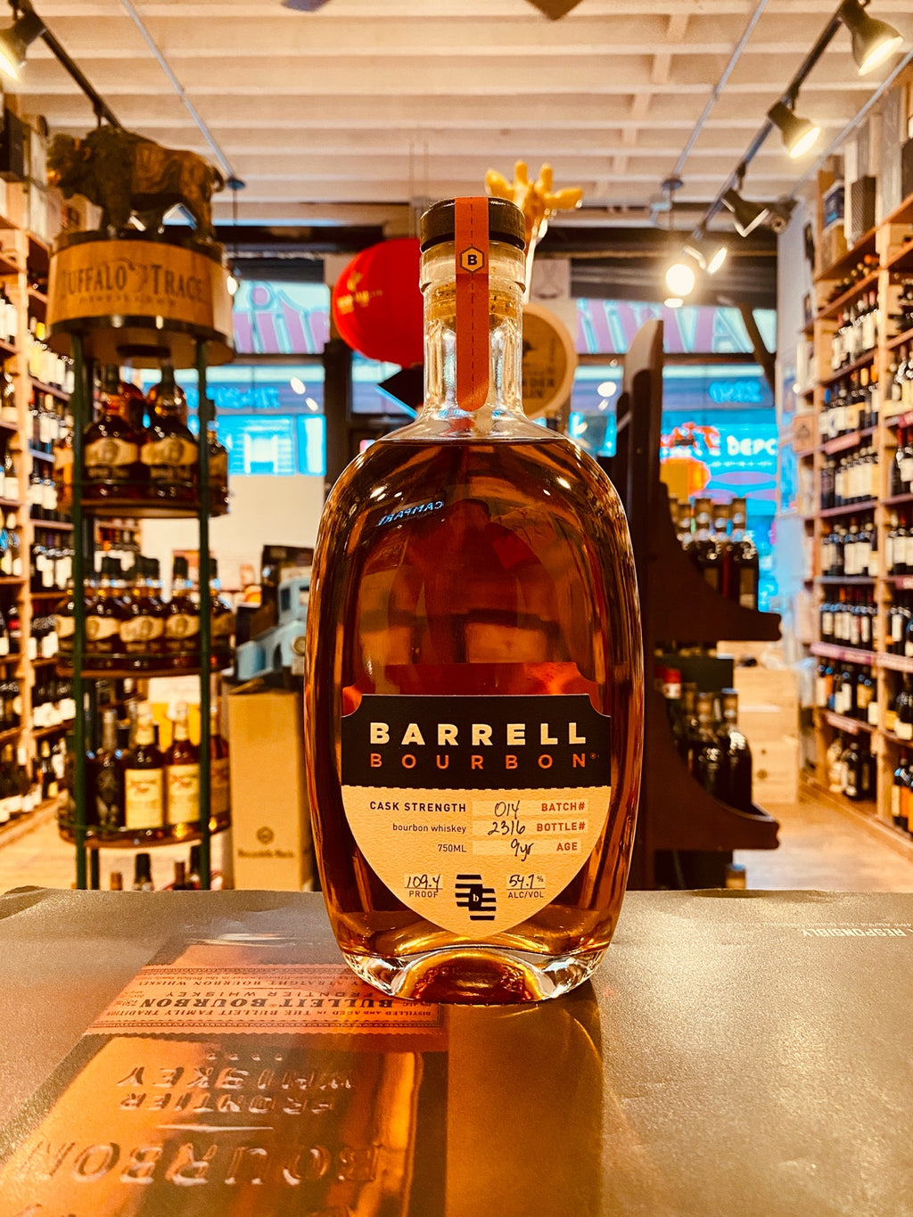 Barrell Bourbon 109.4 750mL