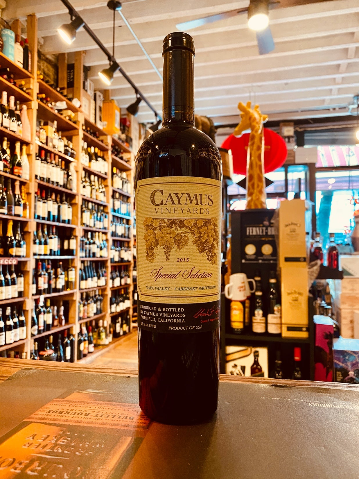 Caymus Special Selection 750mL 2015