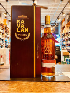 Kavalan Single Cask Strength Manzanilla 750mL