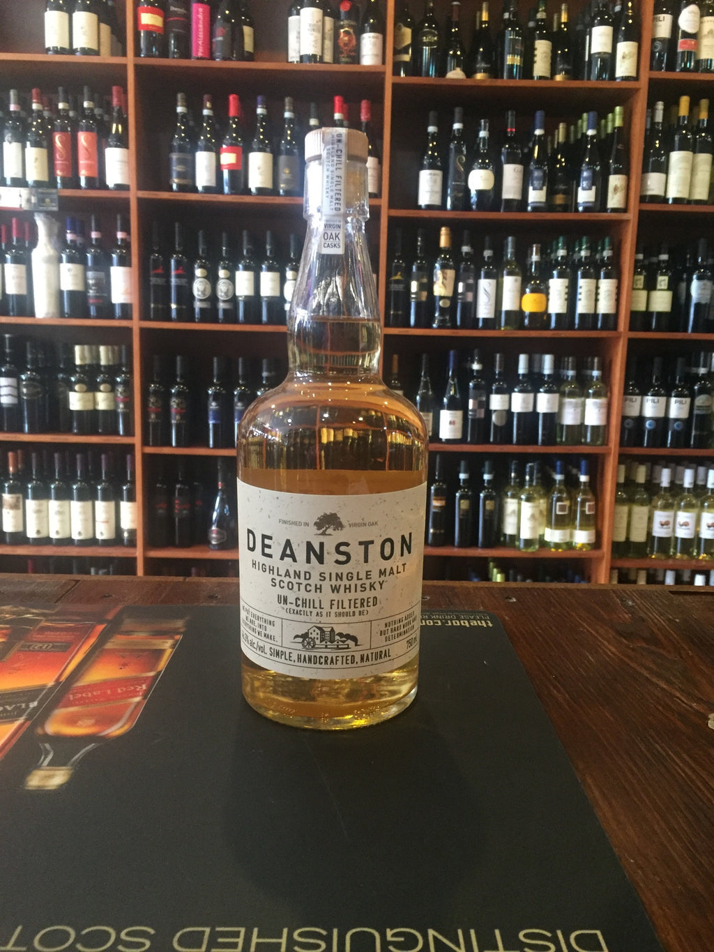 Deanston Highland Single Malt 750ml Young