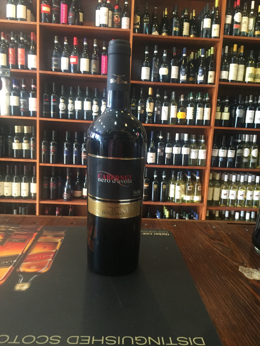 Don Tomasi Cabernet Nero D'Avola 750ml