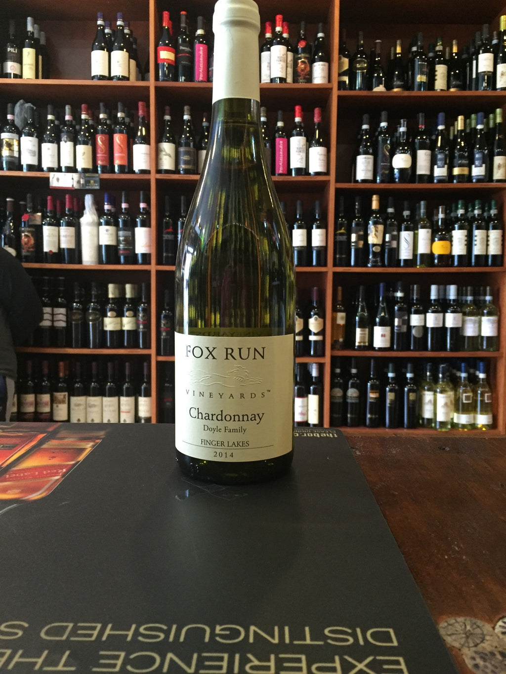 Fox Run Chardonnay Unoaked Doyle 750ml 2016