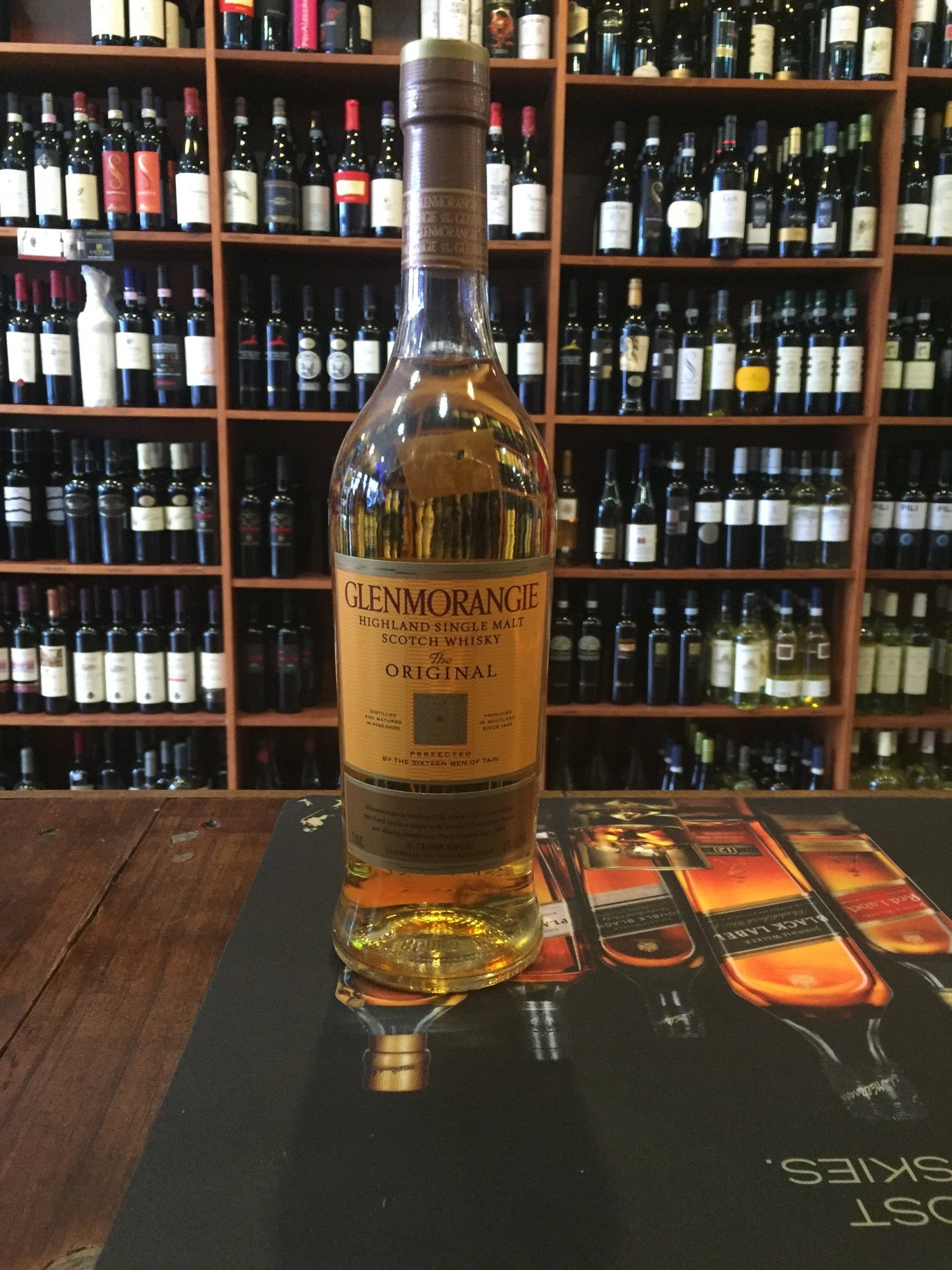 Glenmorangie 10yr Single Malt 750mL