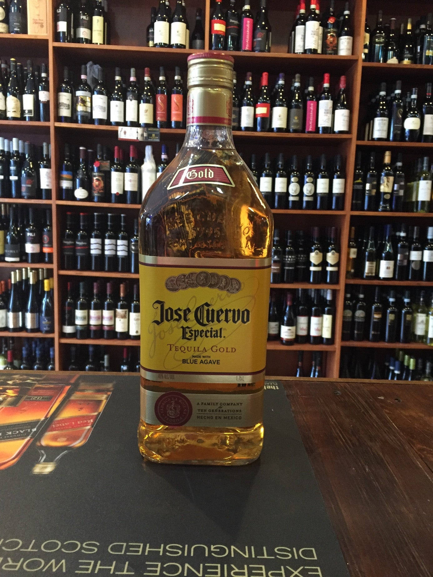Jose Cuervo Gold 1.75mL