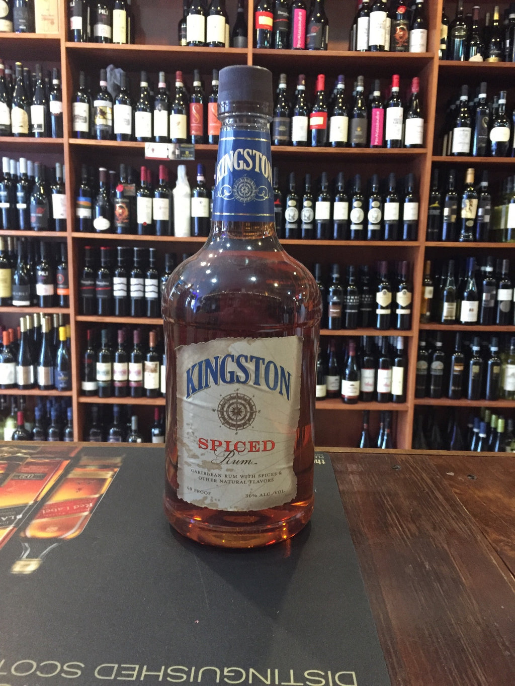Kingston Spiced Rum 1.75L