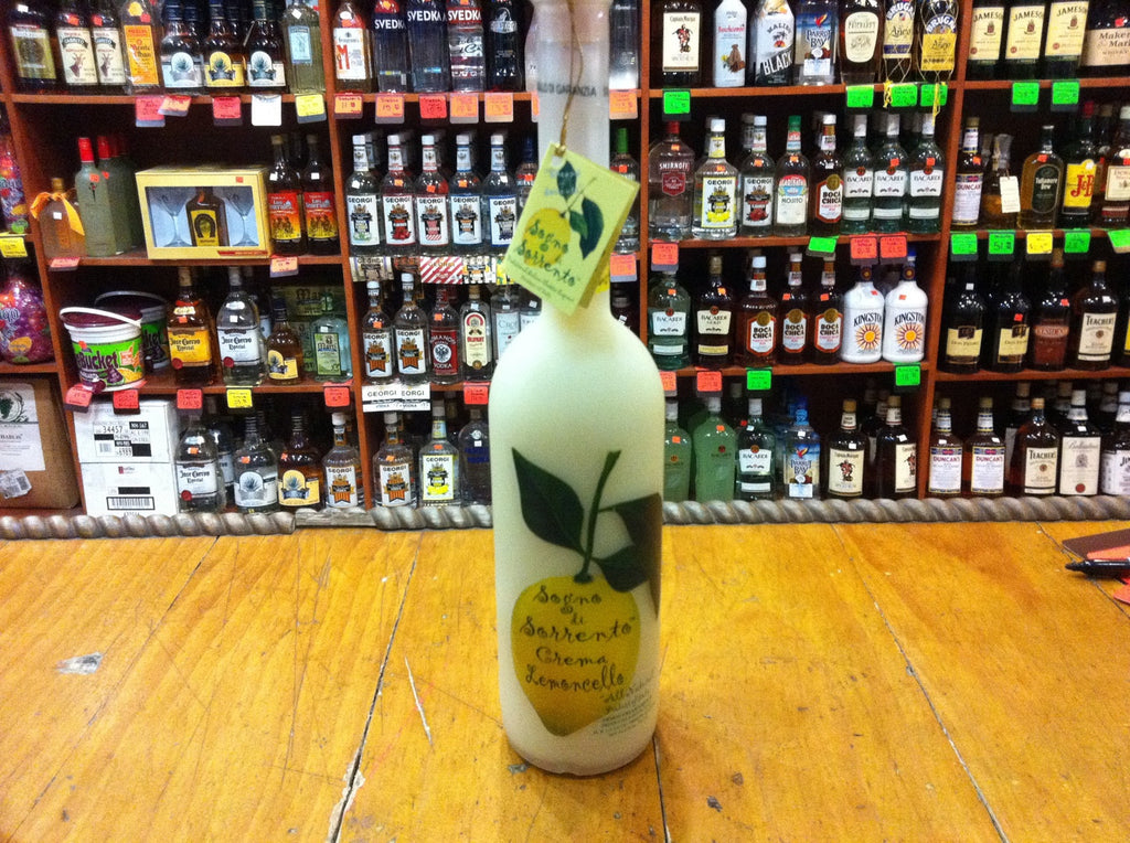 Sogno di Sorrento Crema Limoncello 750ml