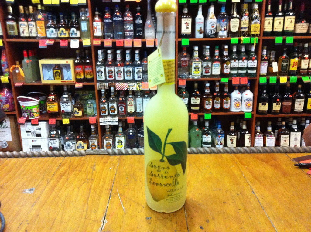 Sogno di Sorrento Limoncello 750ml